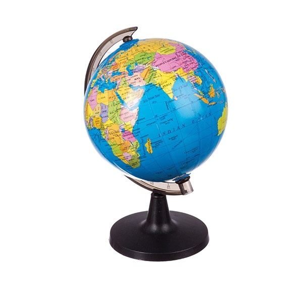 Glob geografic, diametru 21 cm DP Collection
