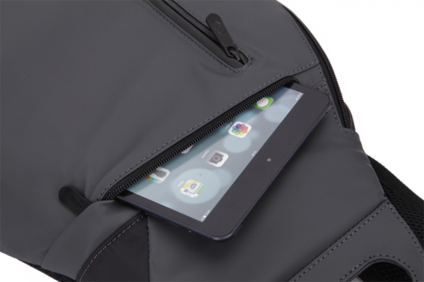 Rucsac notebook si ipad impermeabil DP Collection - Galaxy, 10""